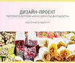 Дизайн-проект | Коко Шоколад и сладости