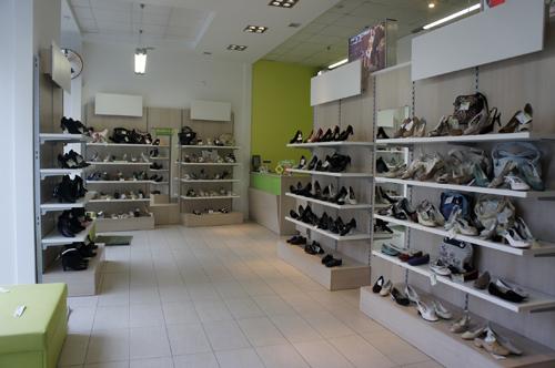 Магазин Обуви Белвест